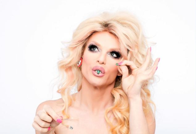 Willam Belli Will Teach You How To 'Suck Less'