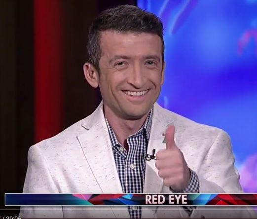 "Michael Malice On ""Red Eye"""