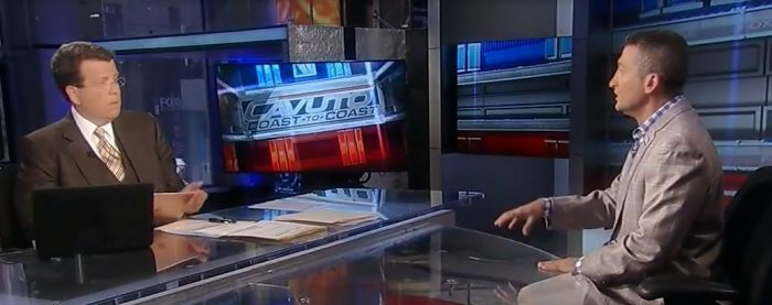"Michael Malice On ""Cavuto: Coast To Coast"""