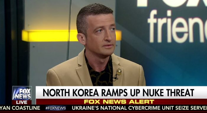 "Michael Malice On ""Fox & Friends"""