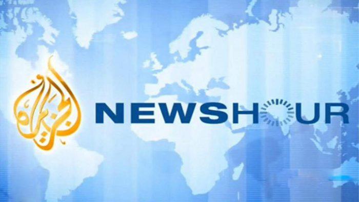 "Michael Malice On ""Newshour"""