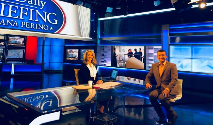 "Michael Malice On ""The Daily Briefing With Dana Perino"""