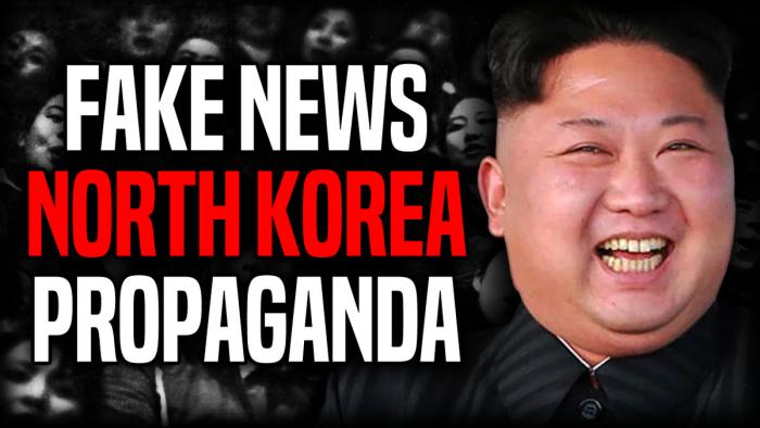 Fake News Pushes North Korea Propaganda | Michael Malice And Stefan Molyneux