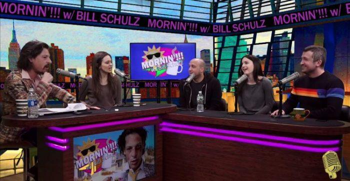 Mornin'!!! W/ Bill Schulz 071